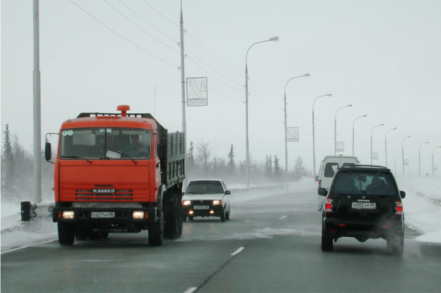 Замена резины в СТО Новосибирск.