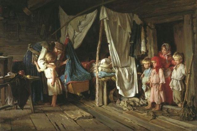 Картина К.Лемоха