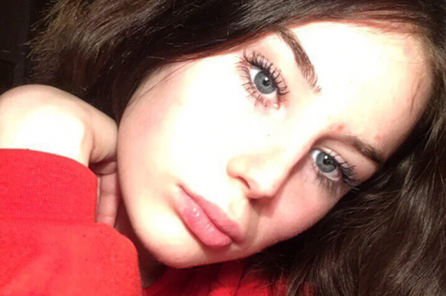 В Калининграде ищут 15-летнюю Олю Поливанную, пропавшую 1 октября.