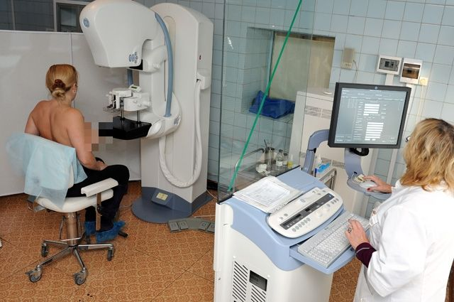 Против рака груди. В Москве пройдет акция по профилактике заболевания