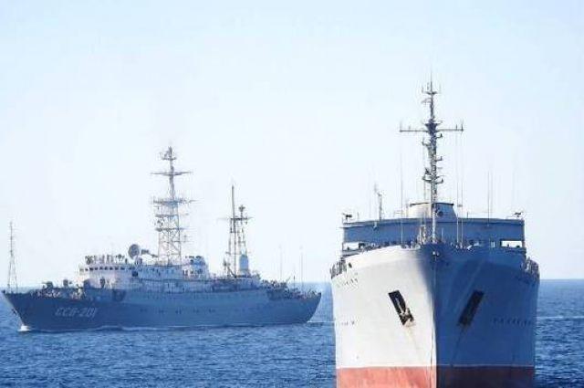 Украина проведет границу с РФ в Азовском и Черном море