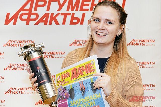 Людмила Давыдова.