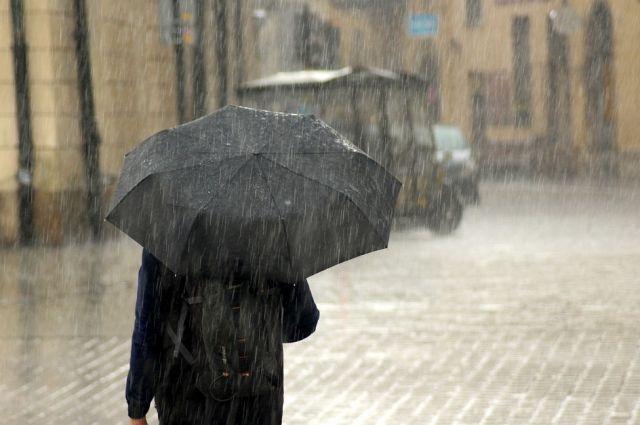 По-осеннему холодная погода установится в Оренбуржье на все выходные.