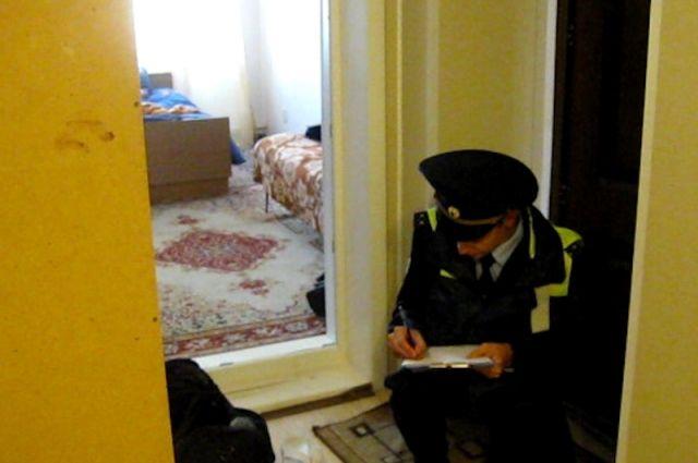 Омича, арендовавшего квартиру в Хабаровске, задержала полиция