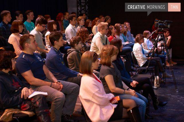 В Тюмени пройдет 17 лекция CreativeMornings, ее темой будет честность