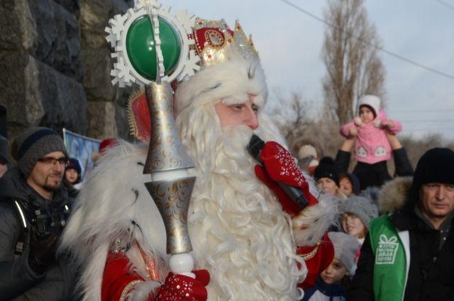 В Тюменском районе планируют открыть резиденцию Деда Мороза