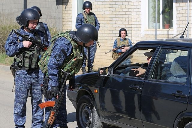 ВДагестане произошла стрельба  между сотрудниками правоохранительных органов ибоевиками