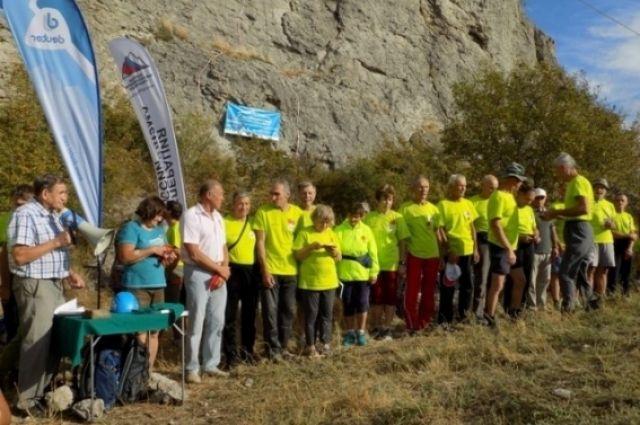 Ветераны альпинизма завоевали 17 медалей разного достоинства