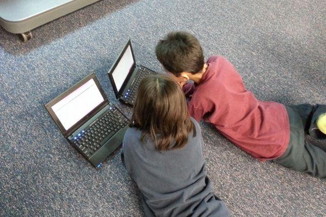В Тюменском районе Киберпатруль следит за безопасностью детей в Интернете