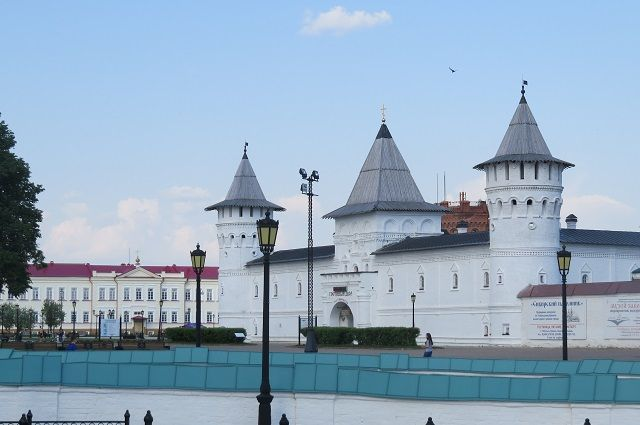 Тобольский сотрудник музея стал одним из лучших гидов России