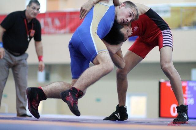 В Тюмени пройдет турнир по греко-римской борьбе