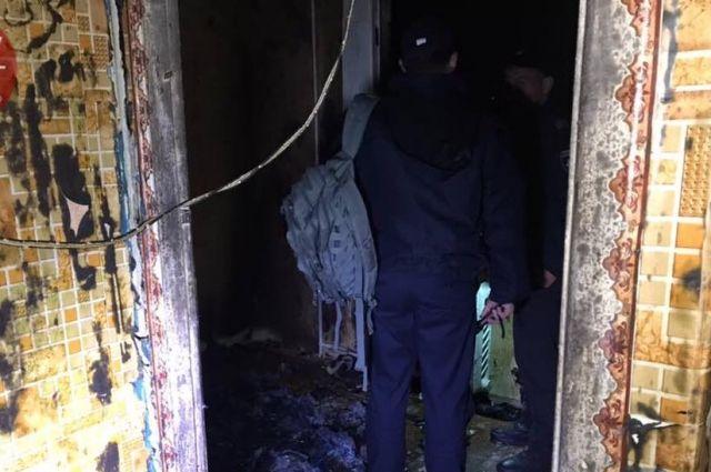 Взрыв произошел в квартире жилого дома в Киеве ночью в воскресенье, 14 октября.
