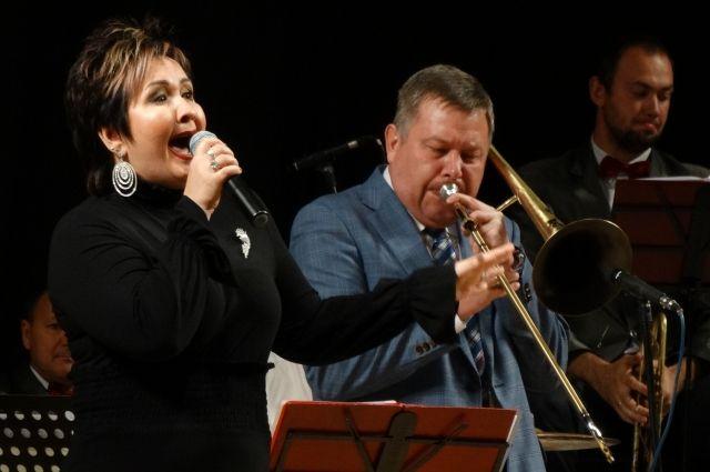 В Оренбурге проходит джаз-фестиваль