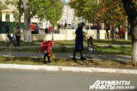 К середине недели в Оренбуржье ожидается потепление.