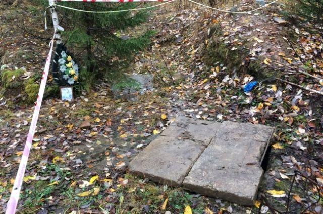 МБУ «Комбинат благоустройства» предоставил спасателям бетонные блоки.