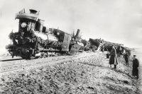 Крушение императорского поезда в 1888 г.