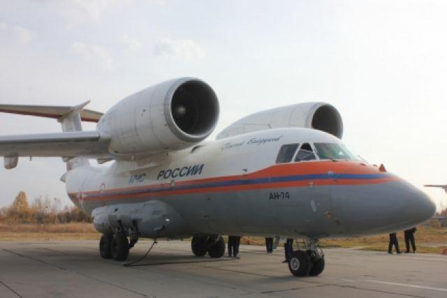 Авиация МЧС России неоднократно оказывала помощь центру медицины катастроф в выполнении срочной эвакуации больных из разных уголков Хабаровского края.