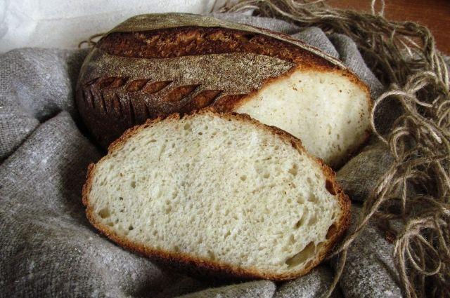 106 кг хлеба и булочек съедает житель в Иркутской области в среднем в год.