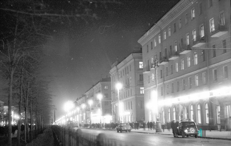 Ночной Компрос.