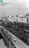 Проспект имени Сталина в районе Дворца культуры имени Сталина.
