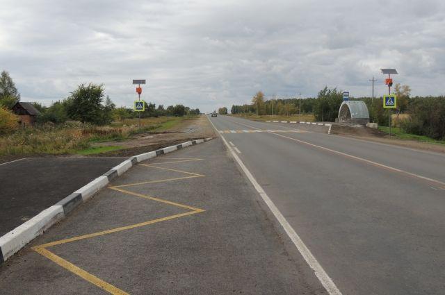 В Омской области начали строить дорогу в объезд Казахстана