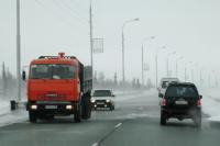 Все региональные трассы НСО перешли на зимнее содержание.
