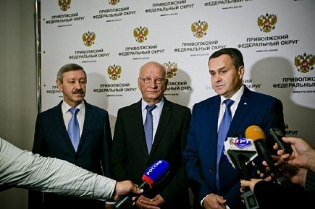 Ринат Гильмутдинов назначен главным федеральным инспектором Оренбургской области.