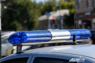 В Оренбурге задержан водитель без права управления транспортным средством.