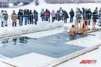 Тюменцы на Крещение больше не будут купаться в Туре