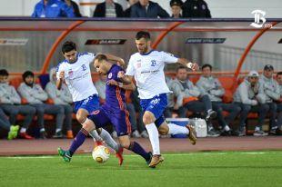 «Балтика» в Армавире ушла от поражения, забив за 4 минуты 2 мяча.