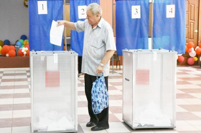 Первый тур выборов в Хакасии не выявил победителя.