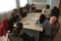 В тюменском центре «Борки» стартовал проект по профориентации подростков