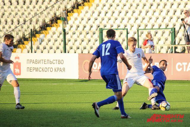 Пермский клуб потерпел самое крупное поражение в своей истории.