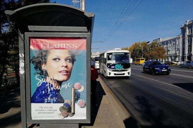 Омский перевозчик бросил автобусные маршруты №29 и №95
