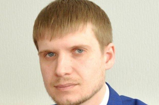 Новый заместитель министра транспорта и дорожного хозяйства Свердловской области Дмитрий Чегаев.
