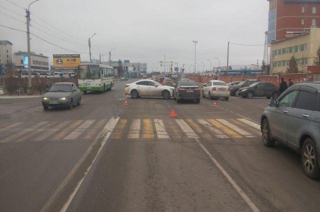 Сводка ГИБДД: 15 октября на дорогах Ямала произошли девять ДТП