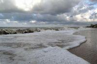 Под Бердянском в Азовском море произошло мощное землетрясение