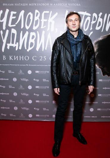 Николай Лебедев.