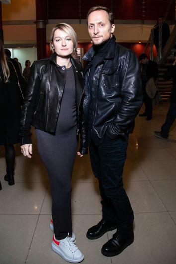 Виктория Толстоганова и Владимир Мишуков.