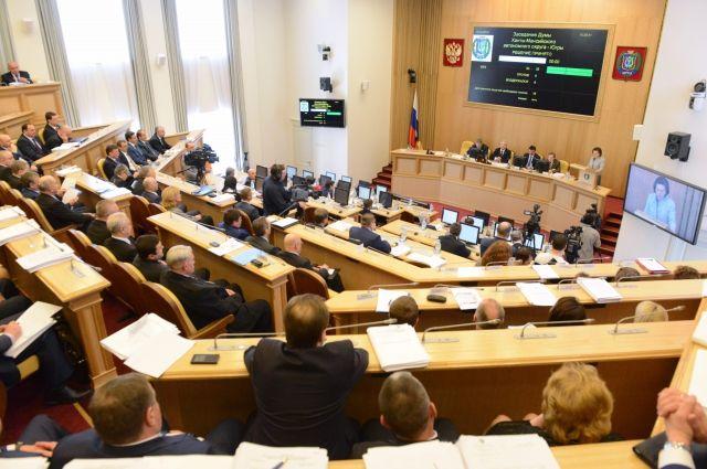 Депутаты также отметили, что восьмимиллиардный дефицит окружного бюджета полностью погашен.