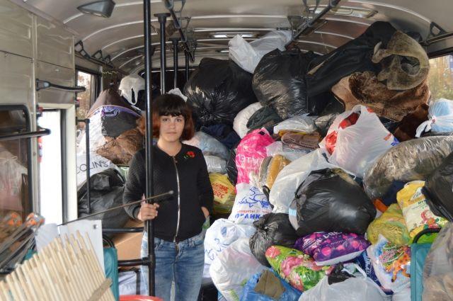 У «Милосердия» помимо приюта есть несколько проектов помощи бездомным.