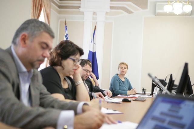 Омичи приняли участие в общественных встречах провели в «Омскэнерго»