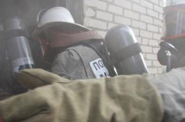 Ликвидация очага пожара заняла не более четырех минут.