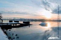 Зимы в Калининграде всегда непредсказуемы.