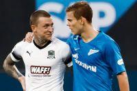 Павел Мамаев и Александр Кокорин: 10-летие дружбы они отметили с незабываемым размахом.