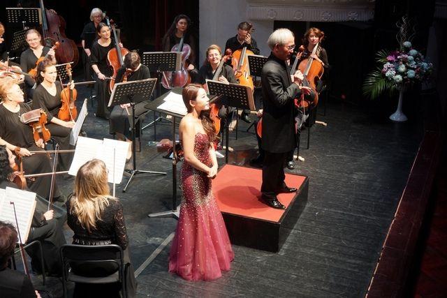 На фестиваль собрались музыканты из России, Кореи, Японии, КНР.