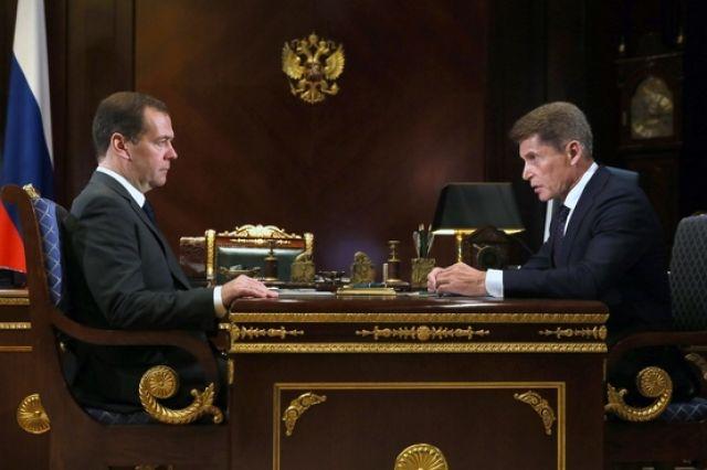 В Москве решали судьбу края.