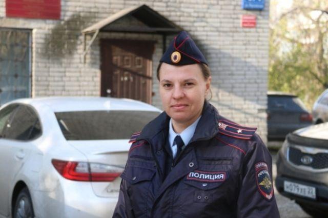 Евгения Елагина работает участковым уже 16 лет.