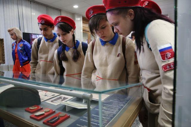 Почти 4 тыс. школьников посетили Музей Победы за неделю осенних каникул