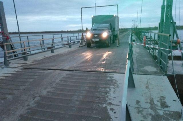 93 млн руб. - цена моста через р. Ижму.